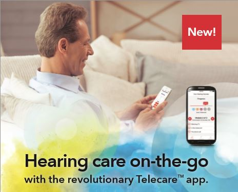 hearing care on the go